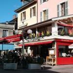 Restaurant / Bar avec terrasse ensoleillée à Annecy